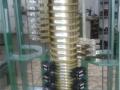 Fabricação e reforma de anéis coletores