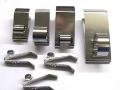 Cavaletes com mola de pressão constante, caracol ou convencionais